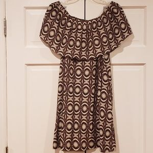 H&M Off Shoulder Dress